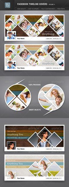 Facebook Timeline Cover | Volume 9 - Facebook Timeline Covers Social Media