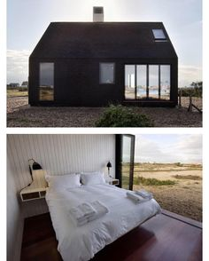 """3,571 Likes, 30 Comments - Tiny House Magazine (@tinyhousemag) on Instagram: """"Shingle House, #Dungeness #Kent, UK by NORD Architecture 