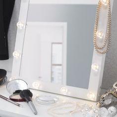 Strålande 10 bästa bilderna på DIY sminkspegel i 2018 | Divas, Heminredning GE-12