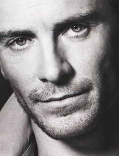 Fassy in black and white