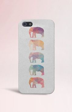 Geometric Elephants Case for iPhone 6 6 Plus iPhone