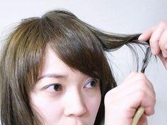 髪をセルフで切る時は、どんなハサミがオススメ?