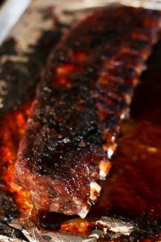 Salty but sweet and covered in a delicious sticky sauce - our Sticky Asian Ribs will be your new BBQ staple. Sticky Ribs Recipe, Ribs Recipe Oven, Pork And Beef Recipe, Instant Pot Dinner Recipes, Beef Recipes For Dinner, Rib Recipes, Recipies, Healthy Recipes, Make Ahead Meals