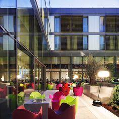 Gibson Hotel Dublin, Scott Tallon Walker Architects - e-architect