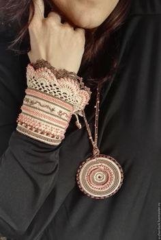 Crochet Belt, Crochet Bracelet, Freeform Crochet, Bead Crochet, Cute Crochet, Beaded Braclets, Bracelets, Crochet Wrist Warmers, Fingerless Gloves Crochet Pattern