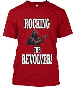 Rocking The Revolver! | Teespring