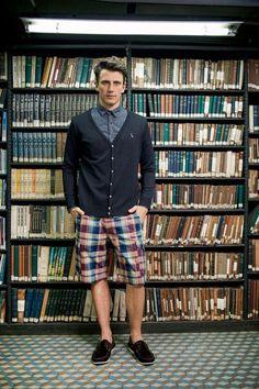 Cool Shorts.