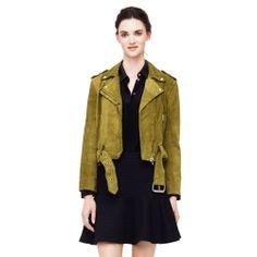 Ela Suede Jacket - Club Monaco Jackets & Outerwear - Club Monaco