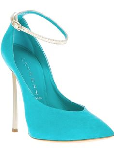 CASADEI Pointed Toe Pump