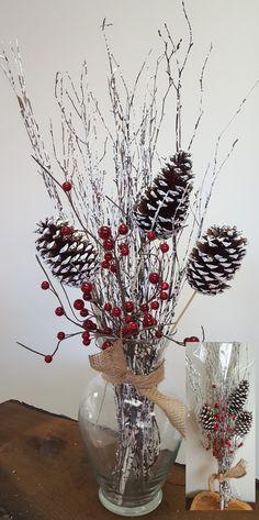 Entra en el post para encontrar tips para llenar de adornos navideños tu hogar. Este adorno navideño nos ha enamorado. ¡Es muy original! Para más pines como éste visita nuestro tablero. ¡Ah!  > No te olvides de repinearlo si te gustó! #decoracion #navidad #adornos #adornosnavideños