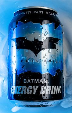 Batman energy drink