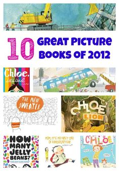 10 Great Picture Books published in 2012 (Part 3)