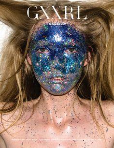 Glitter Beat - Ale Velasco by Tony Solís makeup