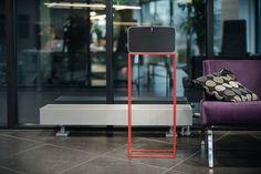 Sonos Play 5, Speaker Stands, Minimalist Design, Box, Chair, Furniture, Home Decor, Minimal Design, Snare Drum