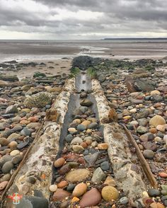 #broughtyferrybeach #olddrainagepipe #photoaday365 #2017photoaday365 #18thFeb2017 #photochallengeDMR #day48of365 Photos from my travels