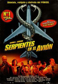 2006 - Serpientes en el avión - Snakes on a Plane - tt0417148
