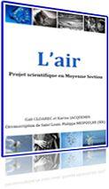consulter le projet scientifique complet sur l'air en MS