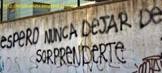 JuanMurilloG: Espero Nunca Dejar de Sorprenderte!!!