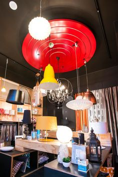 Enrich Interiors when I first opened in 2013