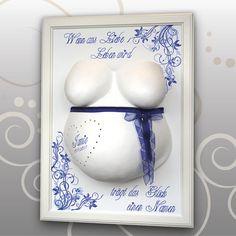Ivana, Belly Casting, It Cast, Design, Pregnancy, Heart