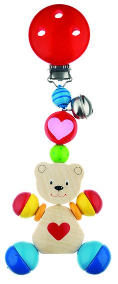Heimess Clip On Toy - Bear