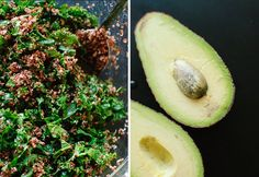 Southwestern Kale Power Salad - Cookie and Kate