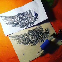 Winds _ alas  - Igor Pamparam FX (@gummart) en Instagram