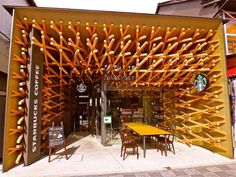 Starbucks Fukuoka Japan Concept Store Saraguato