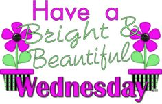 Have a Wonderful Wednesday!: Enjoy your day everyone! Happy Wednesday Pictures, Happy Wednesday Quotes, Good Morning Wednesday, Wacky Wednesday, Wonderful Wednesday, Happy Friday, Blessed Wednesday, Sunday, Good Morning Good Night