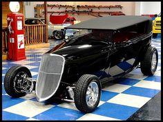1933 Ford Phaeton  355/475 HP, Automatic