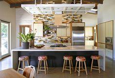 Portola Valley - contemporary - kitchen - san francisco - Charles DeLisle