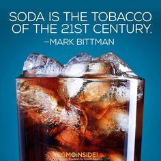 Coca-Cola and Pepsi remain two of the largest backers against GMO transparency in the food supply. Do you agree with this quote?  Learn more about anti-GMO labeling here: http://bit.ly/1CIQDXO #nonGMO #GMOs #food #LabelGMOs