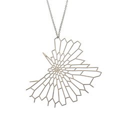 Nervous System's Radiolaria Necklace