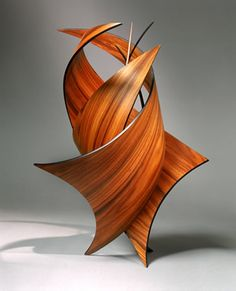 via Art on Tap Peter Schlech, Artist, Unisbel Series #6, Rosewood, Wenge