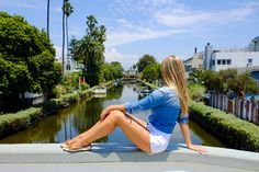 Originally founded in 1905 as a beachfront resort, Venice Beach has since blossomed into a hip, cultural mecca just a short drive from Central LA. Its manmade canals, strewn about with imported gondolas straight from Italy, evoke the classy yet laid-back
