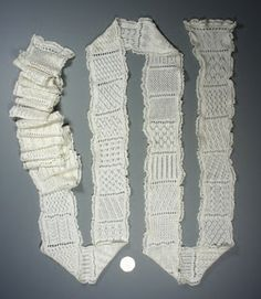 Re Knitting: A Knitted Lace Sampler