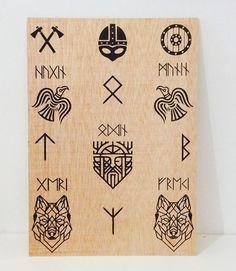 Viking (Tattoo) Symbols