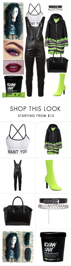 """""""LA✈London: July 7"""" by allison-syko ❤ liked on Polyvore featuring Alexander Wang, Chloé, Vetements and Givenchy"""
