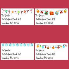 34 best return address labels images return address stickers