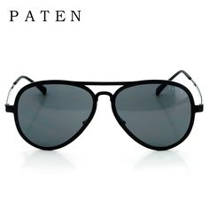 Aliexpress.com : Buy Aviator Sunglasses Womens Polarized  Sunglasses Black Sunglasses 2016 Pilot Style for Small Face Oculos De Grau Femininos from Reliable sunglasses that fit over glasses suppliers on Wenzhou Biao Yi Eyewear & Accessories Co., Ltd Store