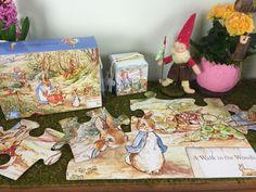 """Puzzle """"Peter Rabbit"""" by """"Beatrix Potter"""""""