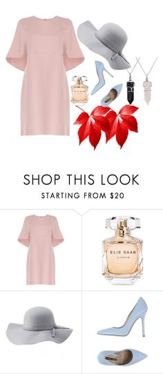 """Pink Dress"" by cherry0808 ❤ liked on Polyvore featuring Valentino, Elie Saab, Charlotte Russe, Norma J.Baker and Bling Jewelry"