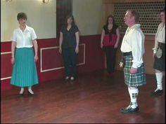 Canadian Barn Dance Instructional Video
