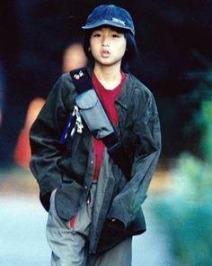Omg how cute was inoo-chan as a kid?!