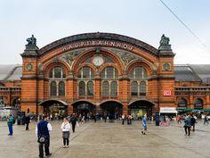 Bremen Hauptbahnhof, Germany