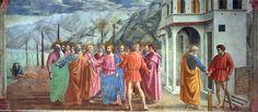 Le Paiement du tribut, 1426/27
