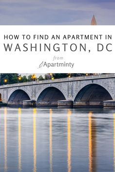 Looking to find an apartment in Washington, DC? Find the best tips on searching for, finding, and renting your perfect new apartment in Washington, DC. Apartment Hunting, Renting, Washington Dc, Transportation, Future, Architecture, Travel, Arquitetura, Future Tense