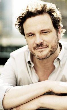 Colin Firth... Adore him.