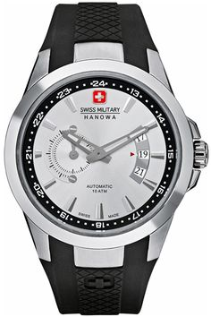 24cb4db531a Orologio Swiss Military Hanowa 5-4165-04-001