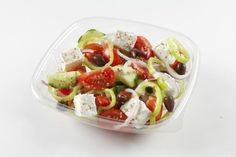 An Unbelievably Easy Greek Salad Recipe.  Switch up your starter course tonight by making this quick dish, which is loaded with antioxidants and healthy fats.